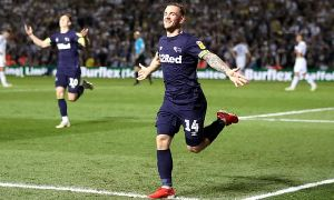 Derby County gặp Aston Villa ở chung kết play-off lên hạng Ngoại hạng Anh 2019