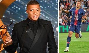 Vừa 'phá đảo' Ligue 1, Mbappe đã bắn tín hiệu tới Real Madrid?