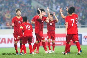 Vì King's Cup 2019, thầy Park thay đổi lịch trình cho ĐT Việt Nam