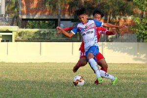 Tiền Giang 1-1 Bình Thuận: Chia điểm đáng tiếc
