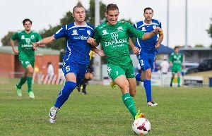 Trực tiếp Bentleigh Greens vs Melbourne Knights, 14h ngày 15/6