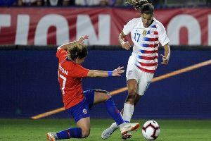 Nhận định Nữ Mỹ vs Nữ Chile, 23h ngày 16/6 (World Cup Nữ)