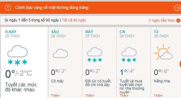 CỰC NÓNG: Thời tiết mưa tuyết lớn, chung kết U23 Việt Nam - U23 Uzbekistan có thể bị hoãn
