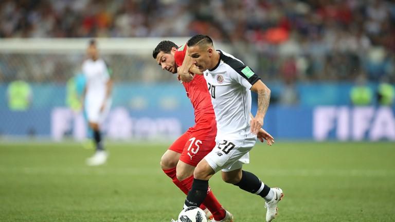 Kết quả Thụy Sĩ vs Costa Rica - Kết quả World Cup 2018 hôm nay 28/6