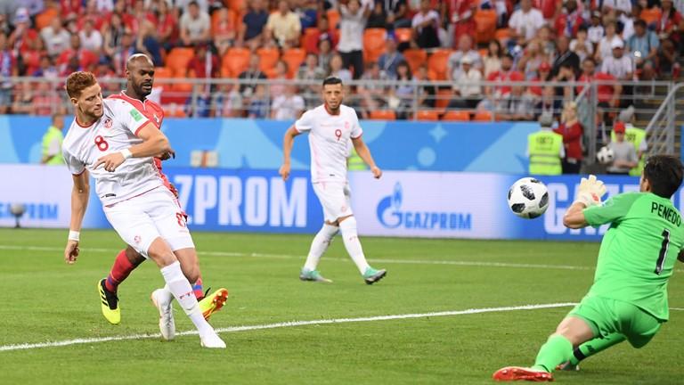 Trực tiếp Panama vs Tunisia (H2: 1-2): Tunisia vươn lên dẫn trước