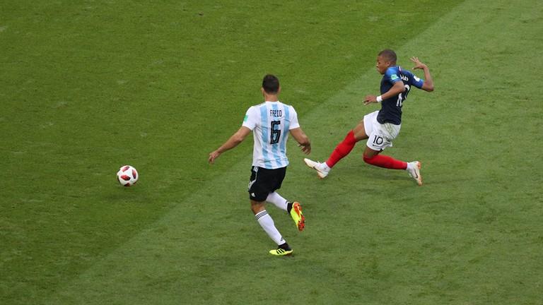 Kết quả Pháp vs Argentina - Kết quả bóng đá hôm nay 30/6