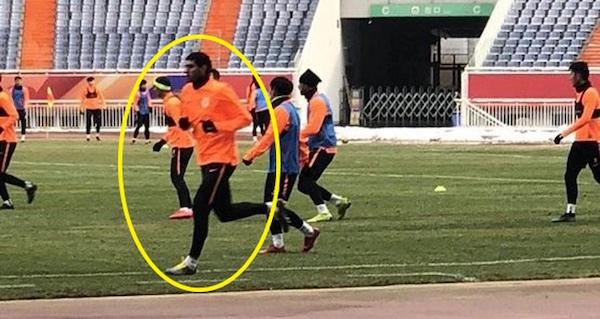 Fellaini bình phục chấn thương, sẵn sàng chiến Hà Nội FC ở cúp châu Á