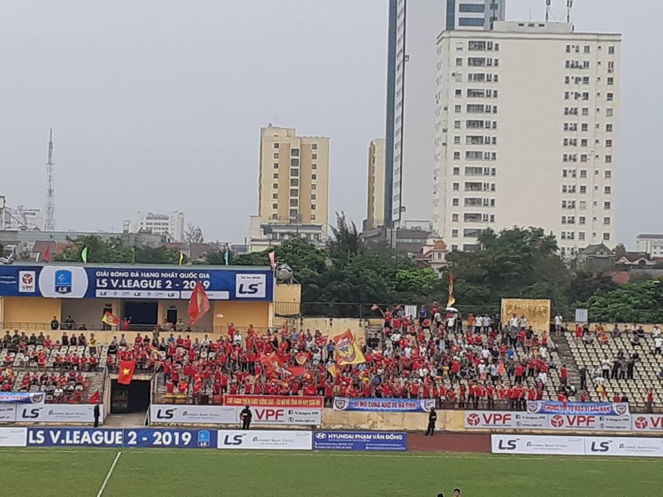 Kết quả Hồng Lĩnh Hà Tĩnh 2-1 Huế (FT)