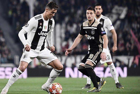 Juventus 1-2 Ajax: Ngược dòng ngoạn mục, đoàn quân Hà Lan vào bán kết