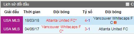 Nhận định Vancouver Whitecaps vs Atlanta United, 9h ngày 16/5 (Nhà nghề Mỹ)