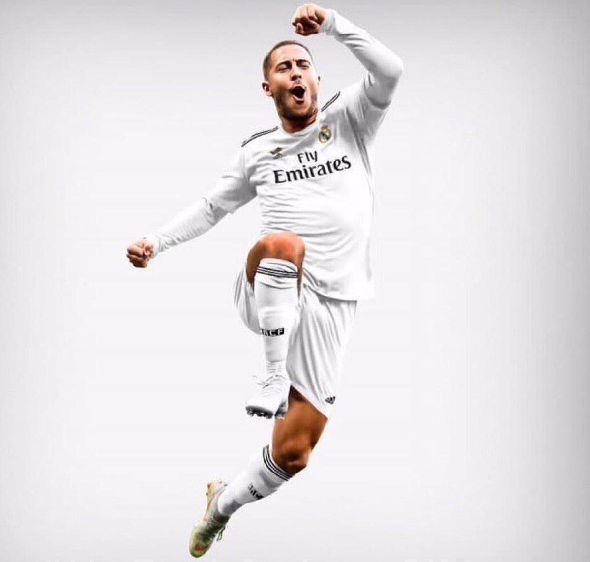 Danh sách cầu thủ Real Madrid mùa giải 2019/2020: Ngôi sao Eden Hazard