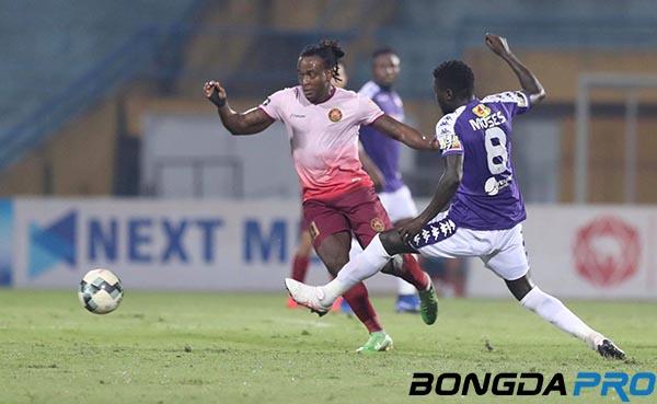 Kết quả Hà Nội FC 2-0 Sài Gòn: Hùng Dũng và Oseni mang về 3 điểm cho đội chủ nhà
