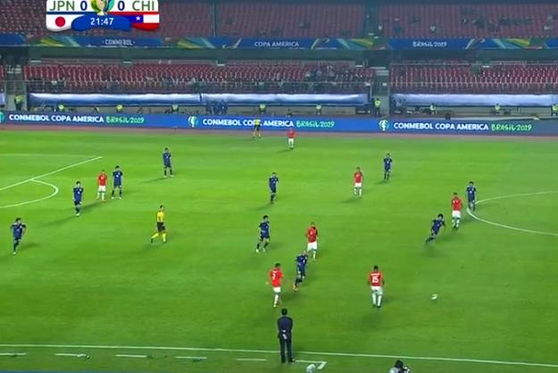 Kết quả Nhật Bản vs Chile (FT 0-4): Sanchez nổ súng, Chile thắng đậm ngày ra quân Copa America