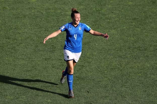 Nữ Italia 2-0 Nữ Trung Quốc: Thắng thuyết phục, Nữ Italia tái lập chiến tích 28 năm ở World Cup