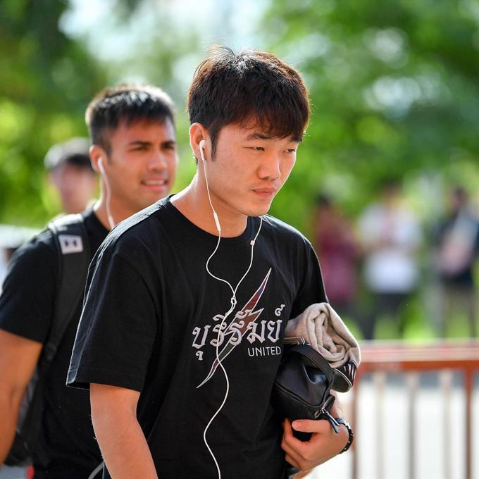 Buriram United xóa ảnh Xuân Trường sau khi cắt hợp đồng
