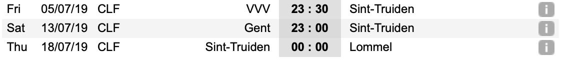 Lịch thi đấu giao hữu CLB Sint-Truidense VV: Công Phượng ra mắt ngày 5/7?
