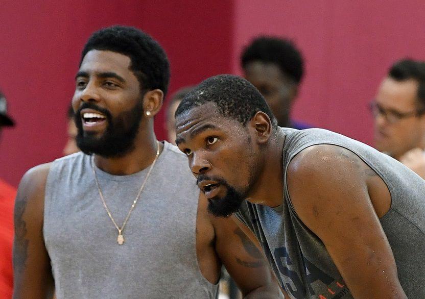 Với Kyrie Irving và Kevin Durant, Brooklyn Nets đặt mục tiêu vô địch NBA 2019/20
