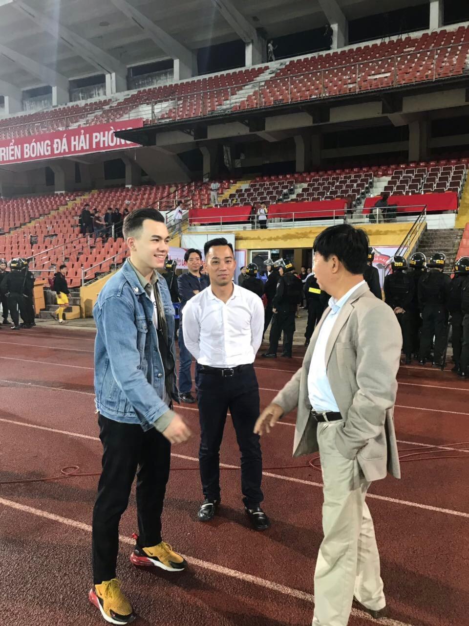 Andrey Nguyễn: Tân binh Việt kiều Nguyễn Hùng Anh của CLB Hải Phòng là ai?