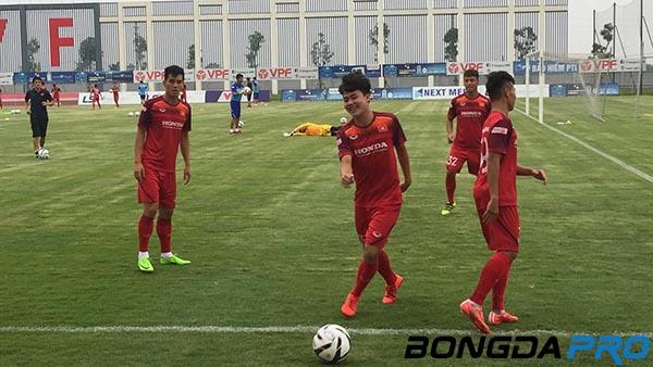 U23 Việt Nam 1-0 U18 Việt Nam: Chiến thắng nhẹ nhàng