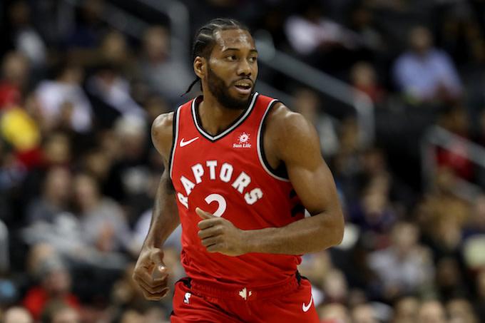 Kawhi Leonard  chính thức gia nhập LA Clippers