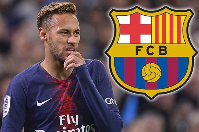 Neymar làm loạn PSG, đòi được trở về Barcelona