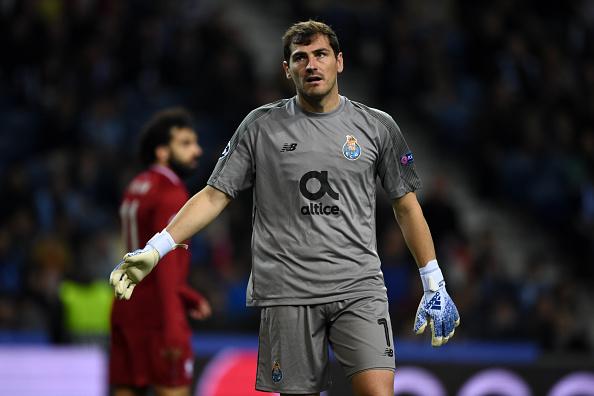 Iker Casillas trở lại tập luyện sau 2 tháng trụy tim