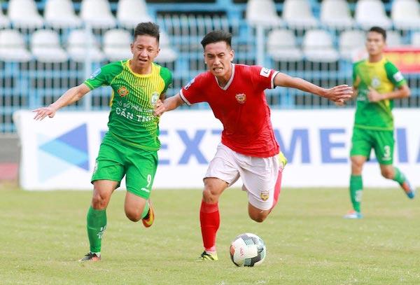 Cần Thơ 0-0 Bình Phước: Hoà nhạt nhà, đội bóng xứ Đông Nam Bộ khó rời hạng 3