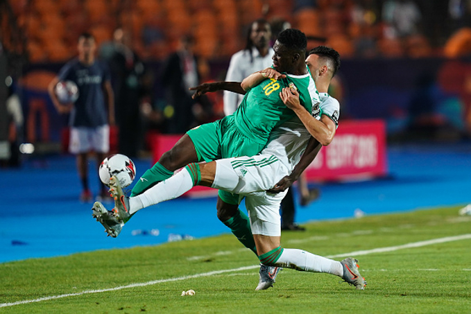 Senegal 0-1 Algeria: Riyad Mahrez và đồng đội vô địch CAN 2019
