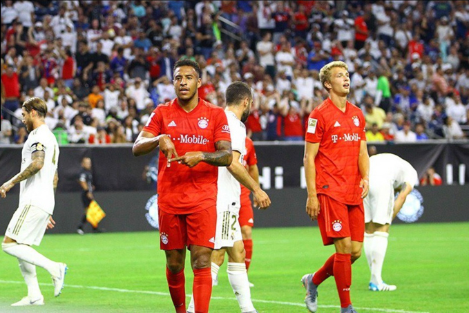 Bayern Munich 3-1 Real Madrid: Eden Hazard im tiếng, Los Blancos thua đậm Hùm xám
