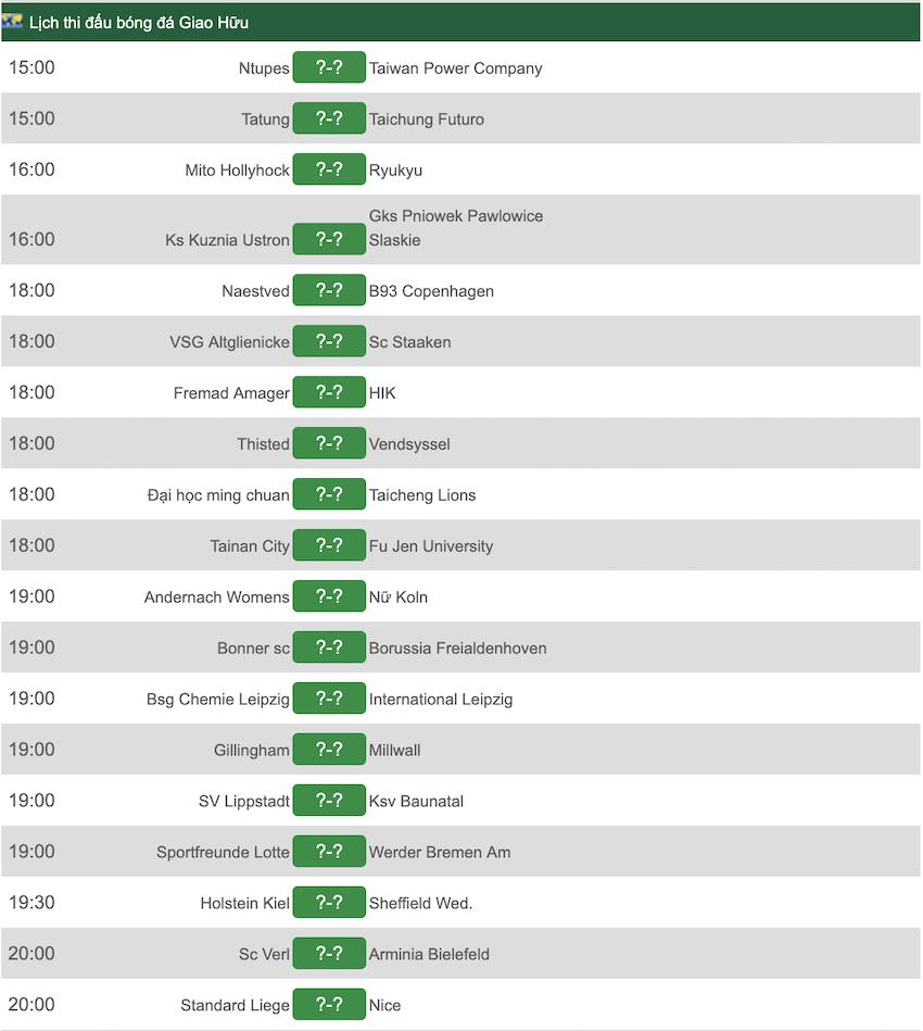 Lịch thi đấu V-League 2019 hôm nay 21/7: HAGL vs SLNA