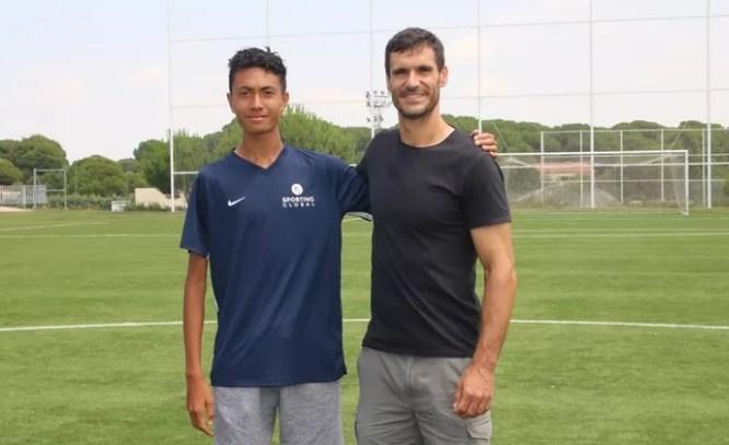 HAGL nhận thử việc cầu thủ gốc Việt Kenny Phi Hoang