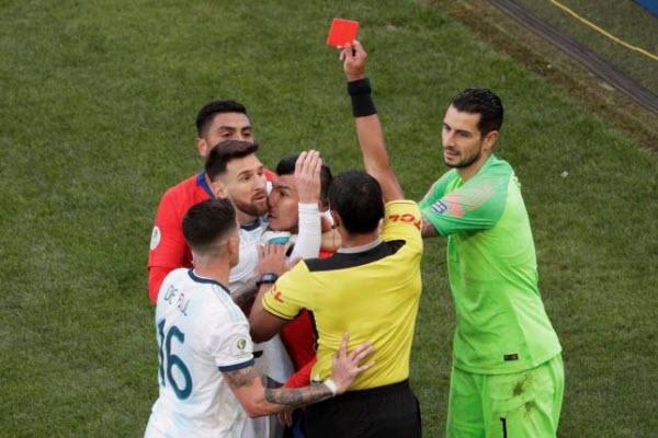 Messi nhận án phạt sau phát biểu tranh cãi tại Copa America 2019
