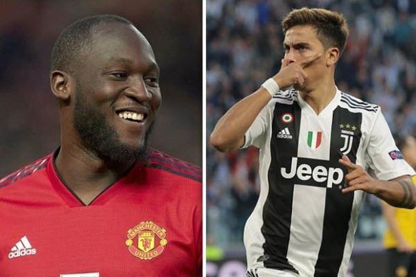 Juventus đánh bật Inter khỏi thương vụ Lukaku