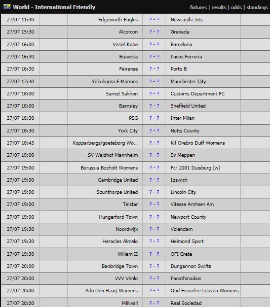 Lịch thi đấu bóng đá hôm nay 27/7: Đội bóng Công Phượng ra quân tại giải VĐQG Bỉ