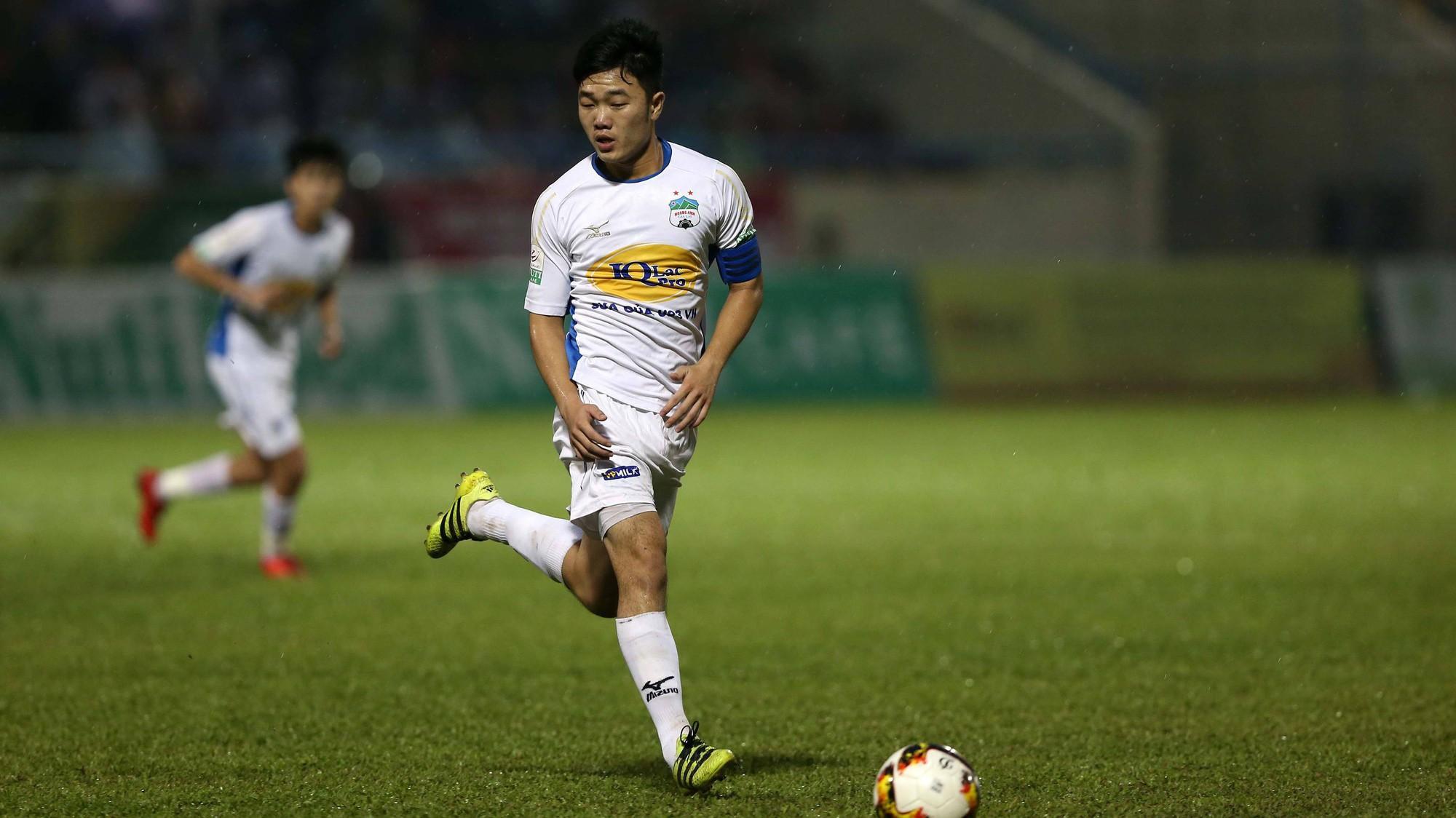 Lương Xuân Trường lên tiếng sau khi ghi 2 bàn giúp HAGL chiến thắng