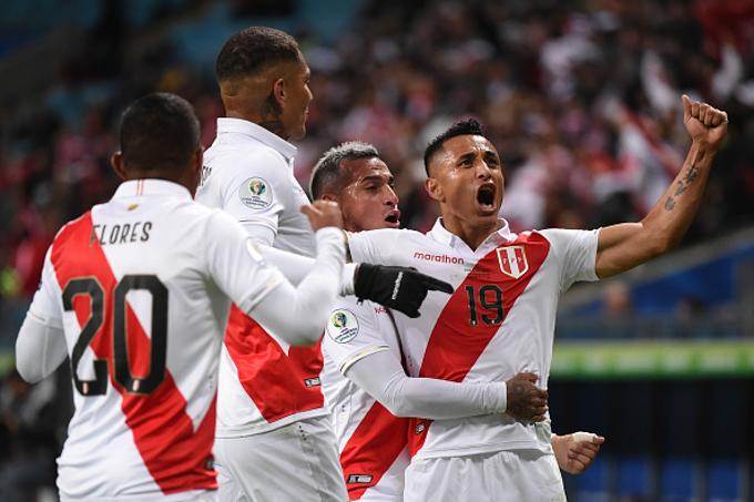 Alexis Sanchez vô duyên, Chile bị Peru biến thành cựu vương Copa America