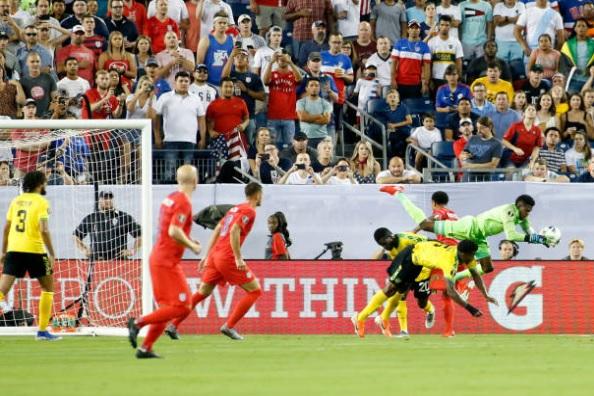 Mỹ 3-1 Jamaica: Chung kết trong mơ ở Gold Cup 2019