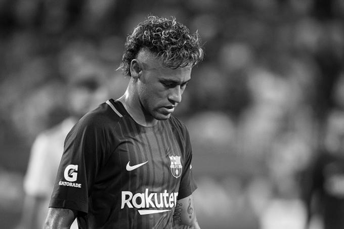 Neymar chắc chắn không tới Barca Hè này