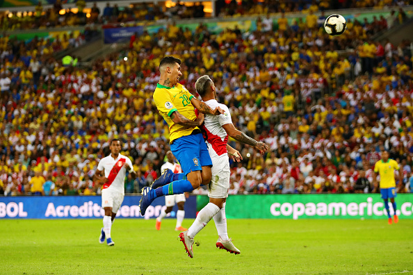 Brazil 3-1 Peru: Gabriel Jesus bị đuổi, Selecao vẫn vô địch Copa America 2019