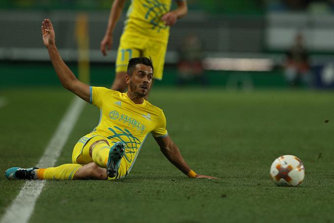 Astana 1-0 CFR Cluj: Đại diện Kazakhstan chiếm lợi thế lượt đi