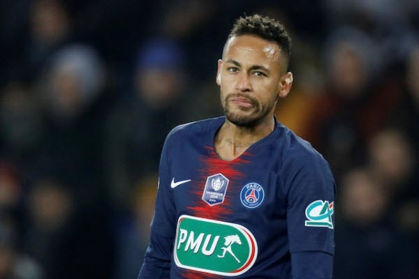 """Neymar bị PSG """"treo giò"""" trận mở màn Ligue 1 2019/20"""