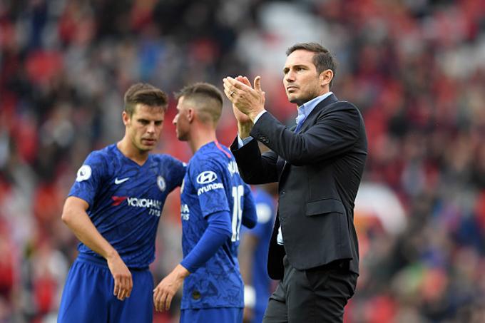 Frank Lampard: Liverpool không phải trở ngại so với tham vọng của Chelsea