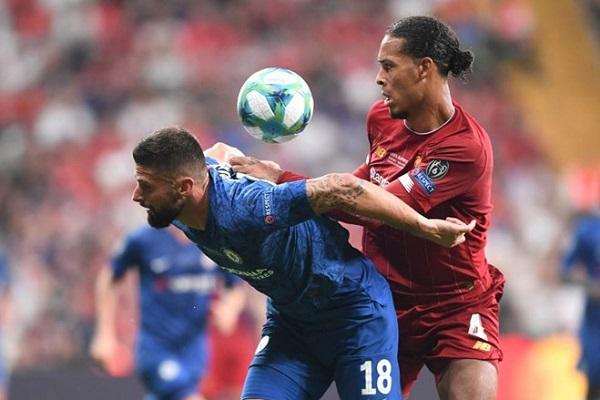 Liverpool giành Siêu Cúp châu Âu sau chiến thắng trước Chelsea ở loạt luân lưu