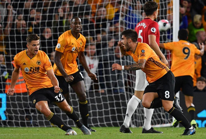 Wolves 1-1 MU: Pogba hỏng 11m, Quỷ đỏ lần thứ 4 liên tiếp không thắng Bầy sói