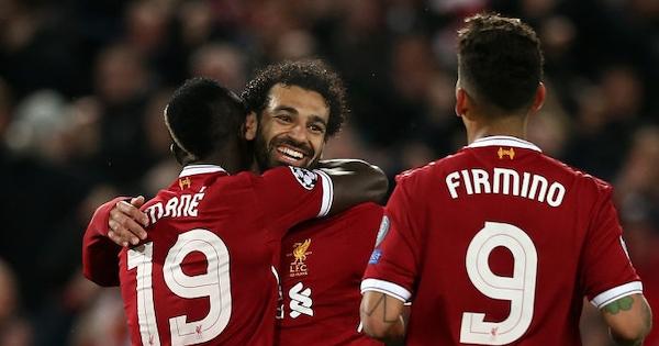 Liverpool vs Arsenal: Salah, Firmino và Mane làm điều chưa từng có