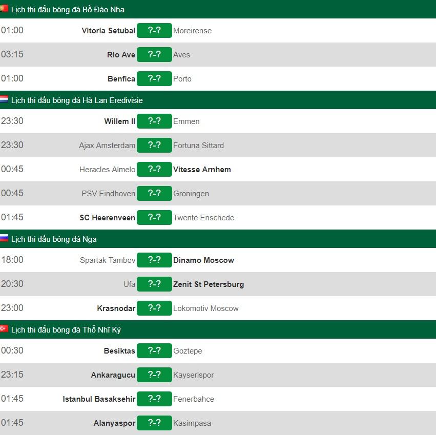 Lịch thi đấu Ngoại hạng Anh hôm nay (24/8): Liverpool vs Arsenal