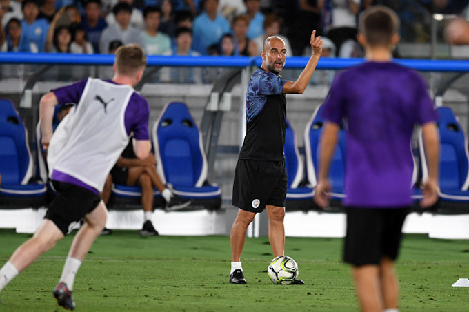 Pep Guardiola: Với tôi, Premier League còn quan trọng hơn cả Champions League