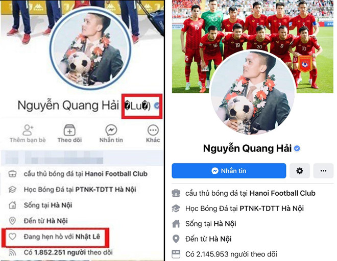 Thêm bằng chứng cho thấy Quang Hải chia tay bạn gái Nhật Lê