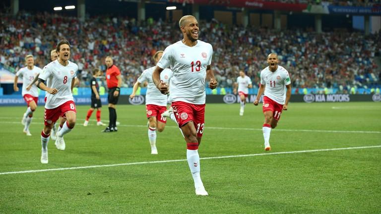Xem lại Croatia vs Đan Mạch - Xem lại vòng 1/8 World Cup 2018